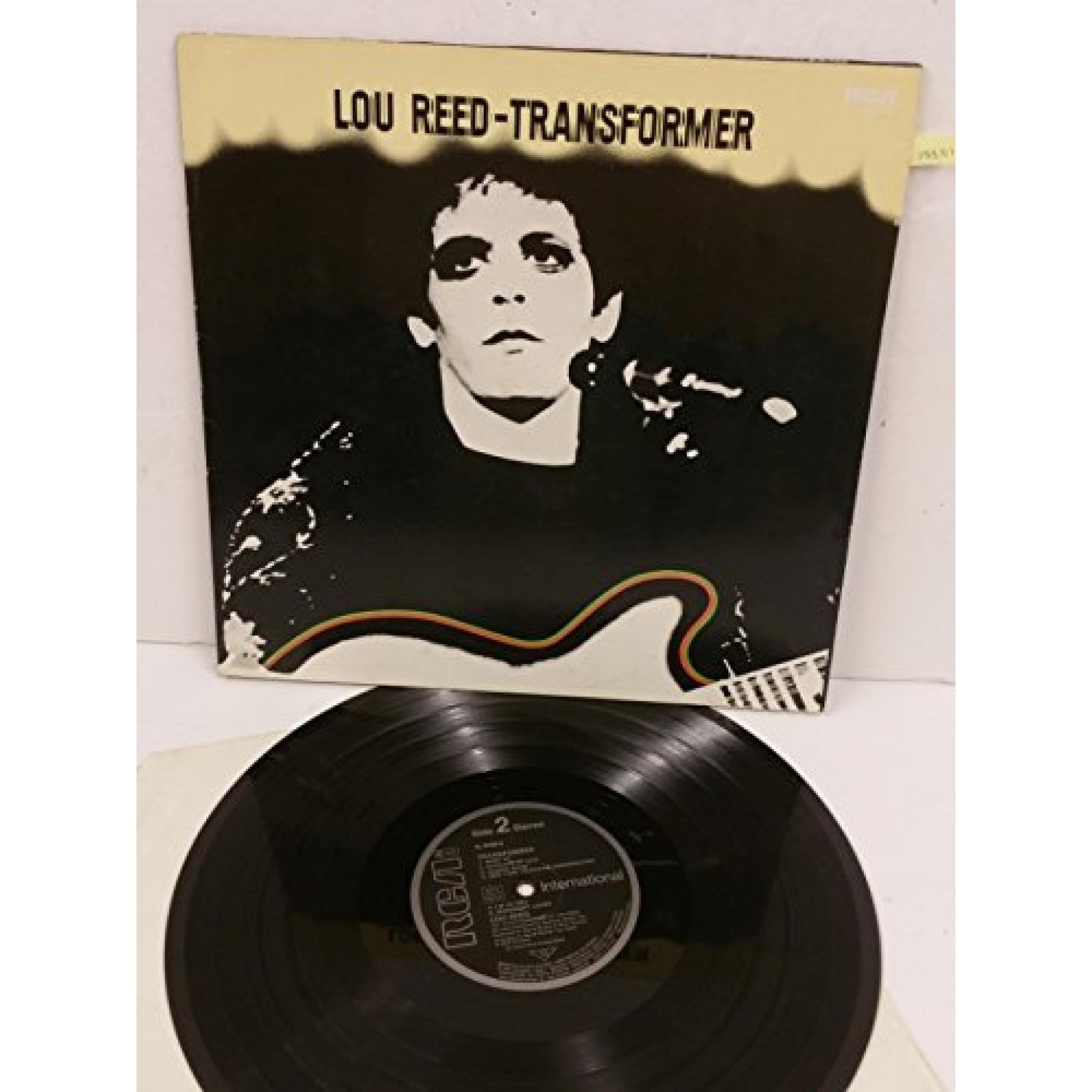 LOU REED transformer, INTS 5061