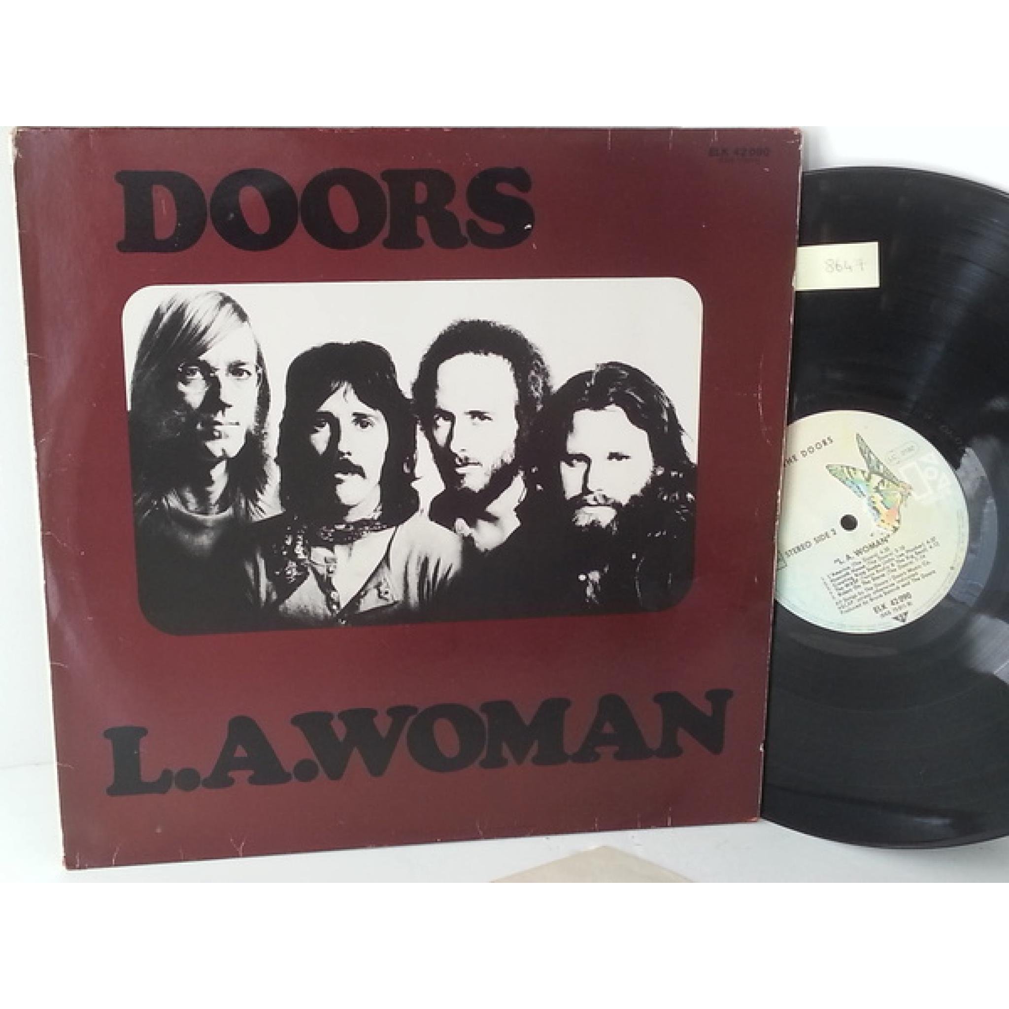 THE DOORS l a woman, ELK 42 090