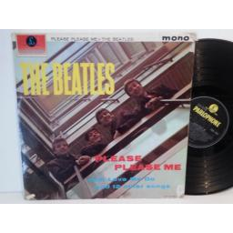The Beatles PLEASE PLEASE ME, PMC 1202