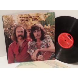 DAVID CROSBY AND GRAHAM NASH wind on the water, 2310 428
