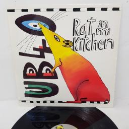 "UB40, rat in mi kitchen (12""), B side (12"" dep mix), DEP25-12, 12"" single"