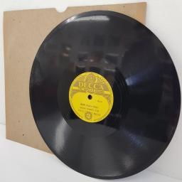 AWUDU SERIKIN GOJE, seriki bawa dance song , B side wahe dance song , WA 113, 10 inch single, 78 RPM