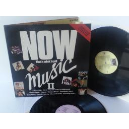 NOW thats what I call music 2, gatefold, double album, NOW 2