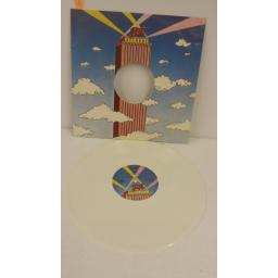 ELECTRIC LIGHT ORCHESTRA shine a little love, 12 inch single, white vinyl, S JET 12 144