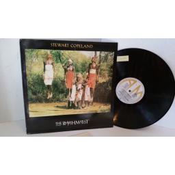 STEWART COPELAND the rhythmatist, AMA 5084