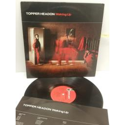 TOPPER HEADON waking up, MERH 83