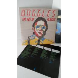 BUGGLES the age of plastic, ILPS 9585