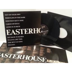 EASTERHOUSE contenders, ROUGH 94, lyric insert