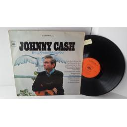 JOHNNY CASH from sea to shining sea, 62972