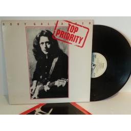 Rory Gallagher TOP PRIORITY , CHR 1235