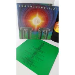 EARTH, WIND & FIRE i am, gatefold, 86084