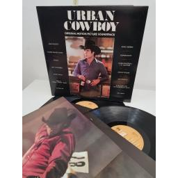 "URBAN COWBOY ORIGINAL MOTION PICTURE SOUNDTRACK, K99101, 2x12"" LP"