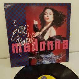 "MADONNA, express yourself, 12"" SINGLE, W 2948 (T)"