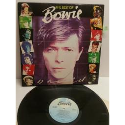 DAVID BOWIE the very best of Bowie NE1111