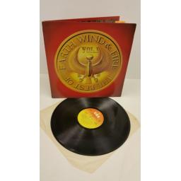 EARTH WIND AND FIRE the best of earth wind and fire vol. 1, gatefold, 83284