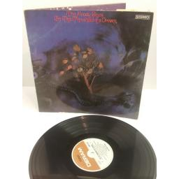 THE MOODY BLUES ON A THRESHOLD OF A DREAM SMLA 1035