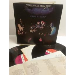 CROSBY, STILLS, NASH & YOUNG 4 way street 2657004