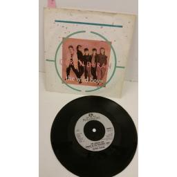 DURAN DURAN the wild boys, 7 inch single, DURAN 3