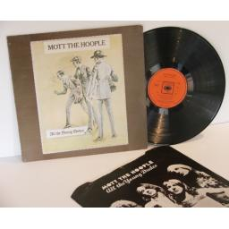 MOTT THE HOOPLE, all the young dudes 1972. CBS.