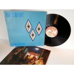 Bad Company ROUGH DIAMONDS FIRST PRESSING DIE-CUT SLEEVE