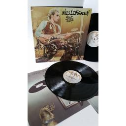 NILS LOFGREN night after night, gatefold, 2 x lp, SP 3707