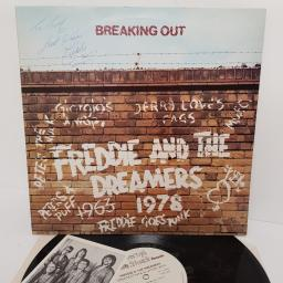 "FREDDIE & THE DREAMERS, greatest hits & latest bits!, AS 025, 12"" LP, SIGNED COPY"