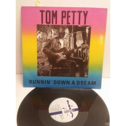 "TOM PETTY runnin' down a dream 3 track 12"" single MCAT1359"
