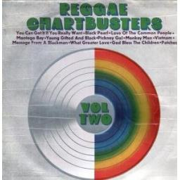 Desmond Dekker; Freddie Notes & The Rudies, Reggae Chartbusters, Volume 2