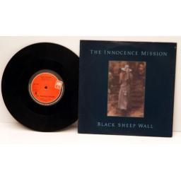 THE INNOCENCE MISSION, Black Sheep Wall. 10 inch EP. Top copy. Very rare. 199...