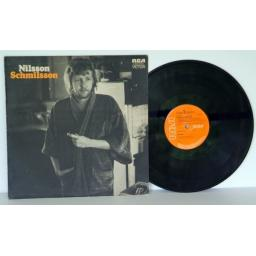 NILSSON Nilisson Schmilsson. TOP COPY. First UK press 1971. Matrix A-1, A-3 ....