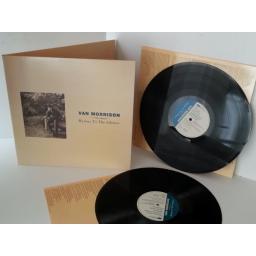 OUT OF STOCK VAN MORRISON hymns to the silence, vinyl LP, gatefold, double album