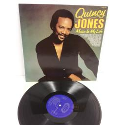 QUNICY JONES music in my life, SHM 3126