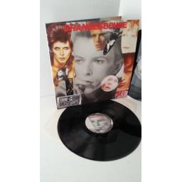 DAVID BOWIE changes, gatefold, 2 x lp, DBTV1