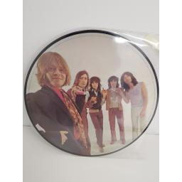 "THE ROLLING STONES, FRENCH EXCLUSIVE PICTURE DISC greatest hits, 30010, 12"" LP"