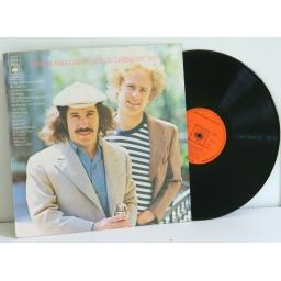 SIMON AND GARFUNKEL, simon and garfunkel's greatest hits.