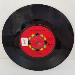 "THE CASCADES, rhythm of the rain, B side let me be, WB.88, 7"" single"