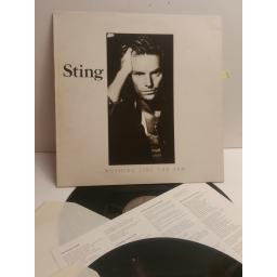 STING nothing like the sun AMA6402