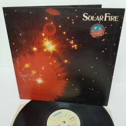 "MANFRED MANN'S EARTH BAND, solar fire, ILPS 9265, 12"" LP"
