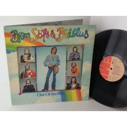 BJORN SKIFS & BLABLUS out of the blue, 062 35120, gatefold