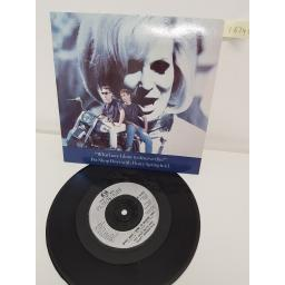 PET SHOP BOYS & DUSTY SPRINGFIELD, what have i done to deserve this, side B a new life, R 6163, 7'' single
