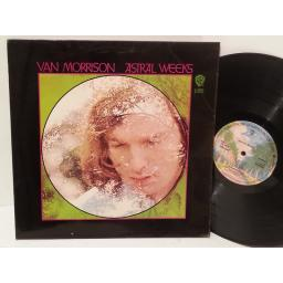 SOLD: VAN MORRISON astral weeks, K 46024
