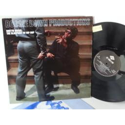 BOOGIE DOWN PRODUCTIONS ghetto music the blueprint of hip hop, HIP 80