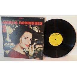 AMALIA RODRIGUES, monitor presents Portugal's great
