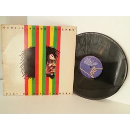 DENNIS BROWN joseph's coat of many colours, vinyl LP