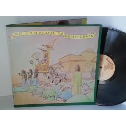 KEITH GREEN no compromise, gatefold, bird 118