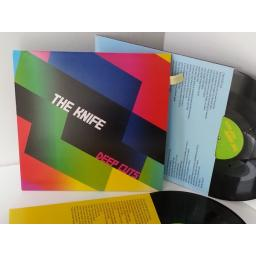 THE KNIFE deep cuts, double album, BRILLP105