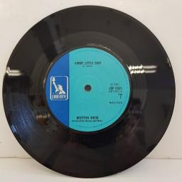 "BRENTON WOOD, gimme little sign, B side I think you've got your fools mixed up, LBF 15021, 7"" single"