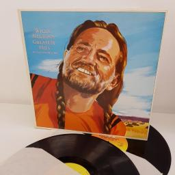 WILLIE NELSON'S GREATEST HITS (& SOME THAT WILL BE) CBS 88567