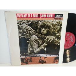 John Mayall THE DIARY OF A BAND