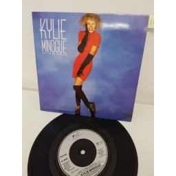 KYLIE MINOGUE, got to be certain, side B got to be certain instrumental, PWL 12, 7'' single